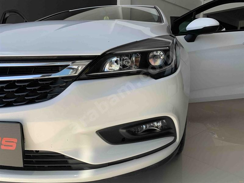 Galeriden Opel Astra 1.6 Cdti Design 2016 Model Eskişehir 80.000 Km Beyaz