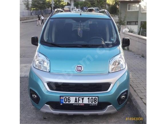 Sahibinden Fiat Fiorino Combi 1.3 Multijet Premio 2017 Model