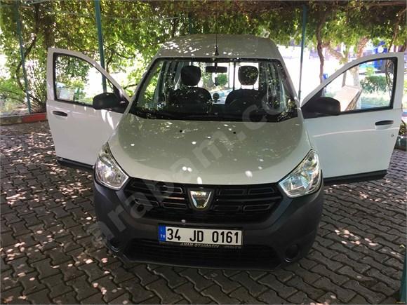 Sahibinden Dacia Dokker 1.5 DCi Ambiance 2018 Model