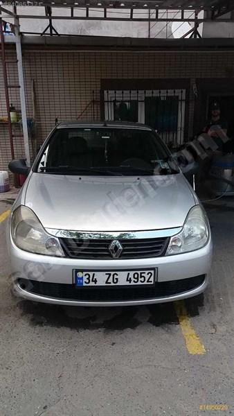 Sahibinden Renault Symbol 1.5 Dci Authentique 2011 Model İstanbul 131.000 Km Gri