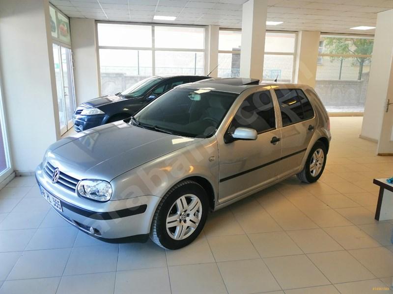Galeriden Volkswagen Golf 1.6 Comfortline 2004 Model Konya 212.000 Km Gri (gümüş)
