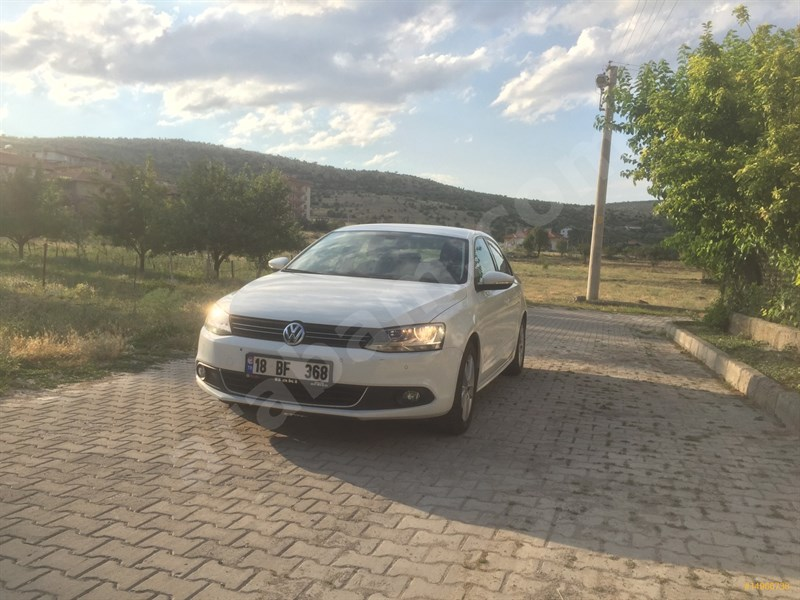 Sahibinden Volkswagen Jetta 1.4 Tsi Comfortline 2013 Model çankırı 89.124 Km Beyaz