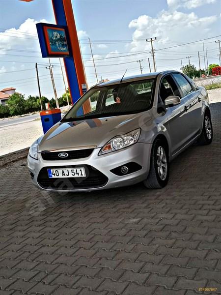 Sahibinden Ford Focus 1.6 Tdci Trend 2009 Model Nevşehir 215.000 Km -