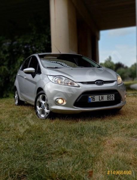 Sahibinden Ford Fiesta 1.4 Titanium 2011 Model Bursa 94.000 Km Gri (gümüş)