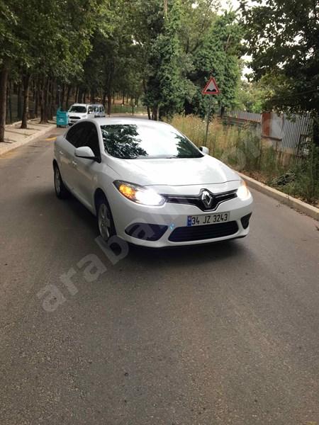 Sahibinden Renault Fluence 1.5 Dci Joy 2013 Model İstanbul 185.000 Km -
