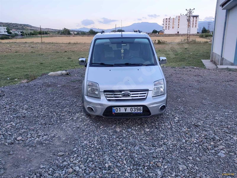 Galeriden Ford Tourneo Connect 75ps 2010 Model Osmaniye 310.000 Km Gri