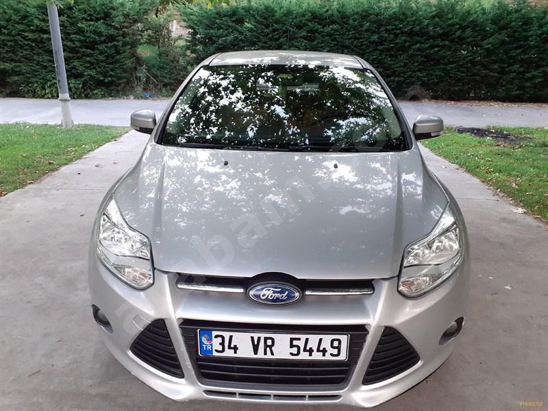 Sahibinden Ford Focus 1.6 Tdci Trend X 2013 Model İstanbul 118.000 Km -
