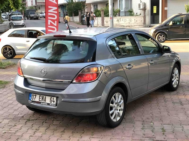 Galeriden Opel Astra 1.3 Cdti Essentia 2011 Model Antalya 310.000 Km Gri
