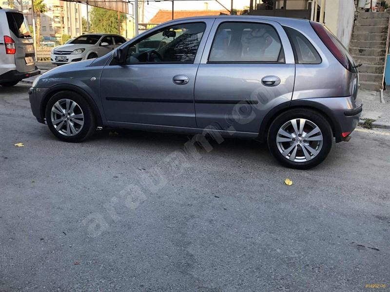 Galeriden Opel Corsa 1.2 Enjoy 2004 Model Aydın 243.000 Km Füme