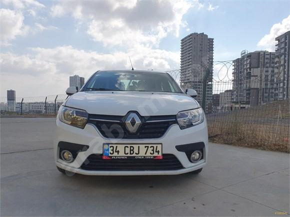 Sahibinden Renault Symbol 1.5 dCi Touch 2016 Model