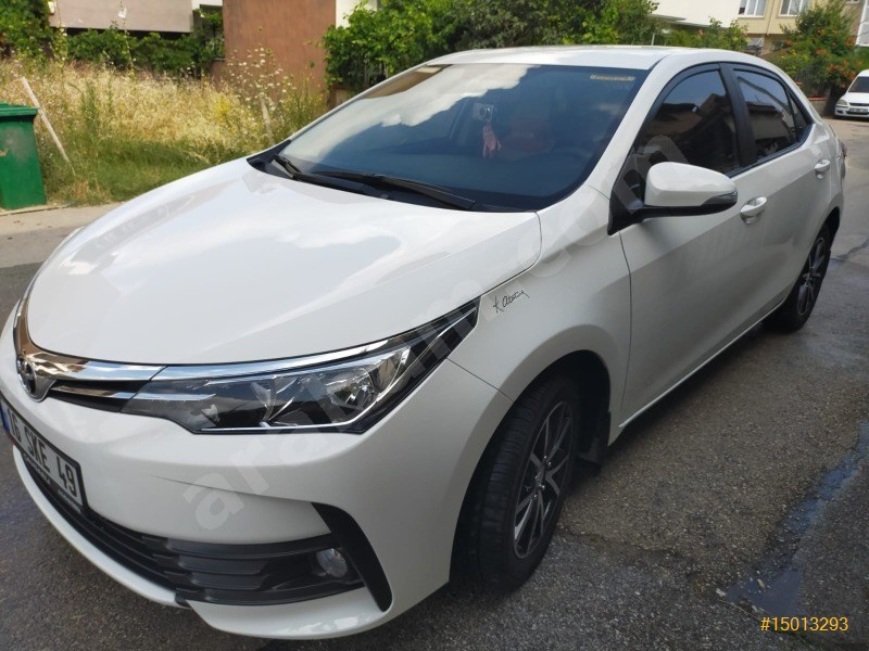 Sahibinden Toyota Corolla 1.33 Life 2016 Model Bursa 16.693 Km Beyaz