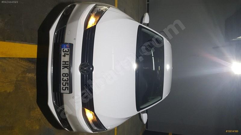 Sahibinden Volkswagen Jetta 1.6 Tdi Comfortline 2013 Model İstanbul 103.550 Km Beyaz