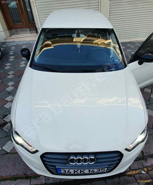 Sahibinden Audi A3 Sportback 1.6 Tdi Attraction 2013 Model İstanbul 115.500 Km Beyaz