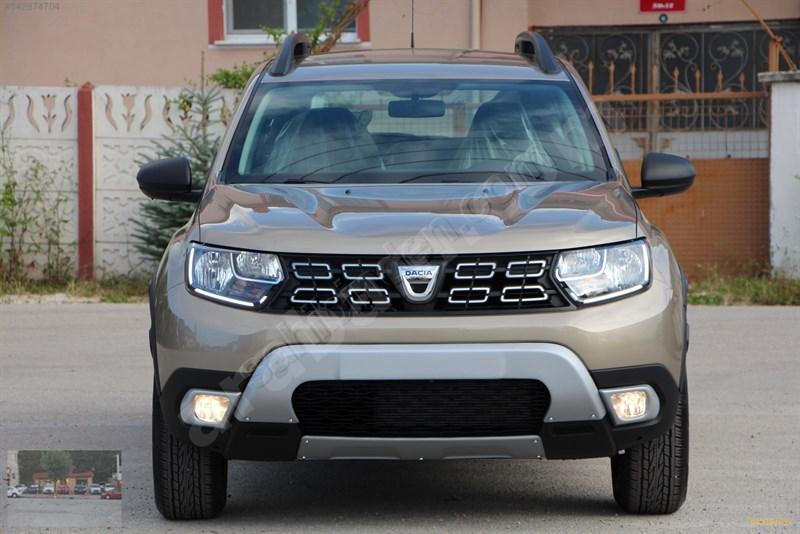 Galeriden Dacia Duster 1.6 Sce Comfort 2020 Model Bolu 0 Km Bej
