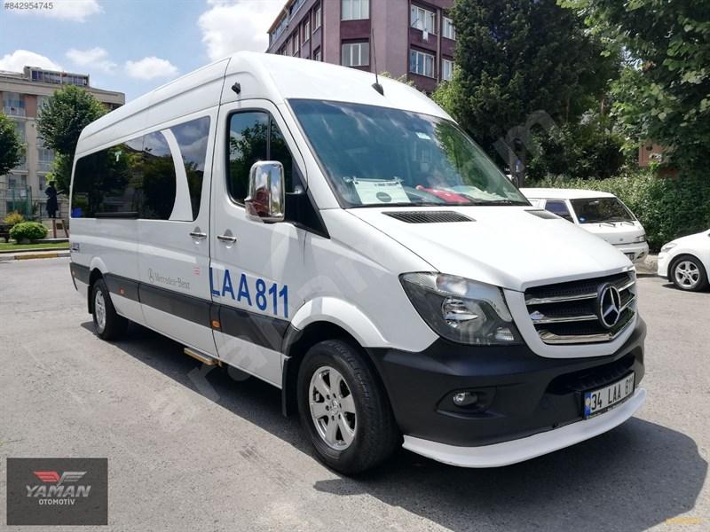 Galeriden Mercedes - Benz Sprinter 316 Cdi 2016 Model İstanbul 82.000 Km Beyaz