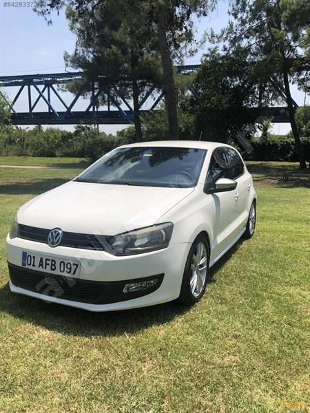 Sahibinden Volkswagen Polo 1.2 Trendline 2012 Model Adana 184.000 Km Beyaz