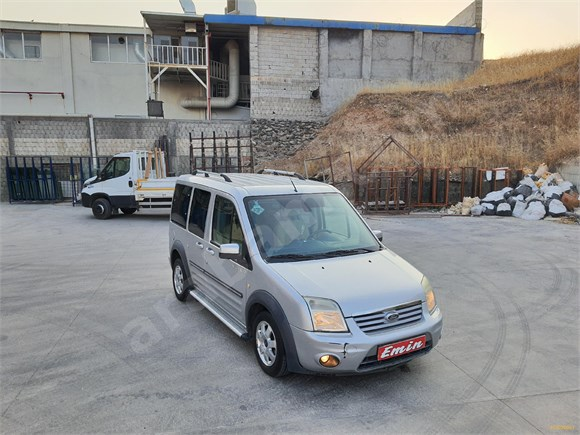 EMİN OTOMOTİVDEN FORD CONNECT 90 PS SİLVER