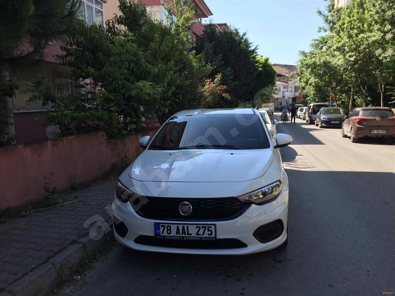 Sahibinden Fiat Egea 1.4 Fire Easy 2019 Model Kocaeli 6.000 Km Beyaz