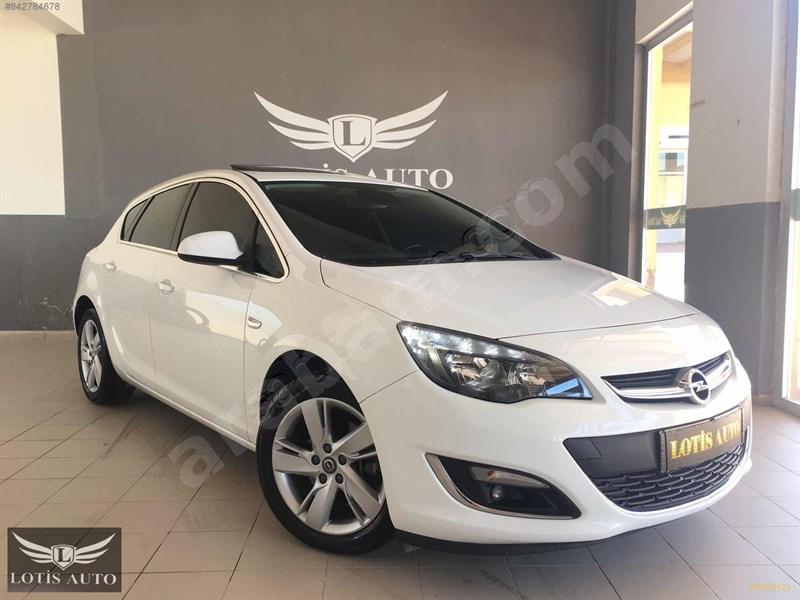 Galeriden Opel Astra 1.6 Cdti Sport 2015 Model Malatya 101.000 Km Beyaz