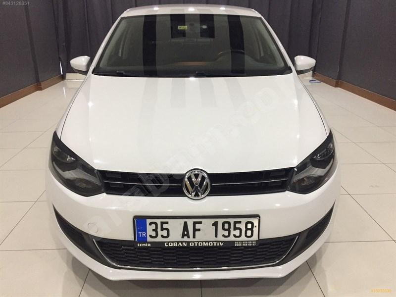 Galeriden Volkswagen Polo 1.6 Tdi Comfortline 2013 Model İzmir 112.000 Km Beyaz