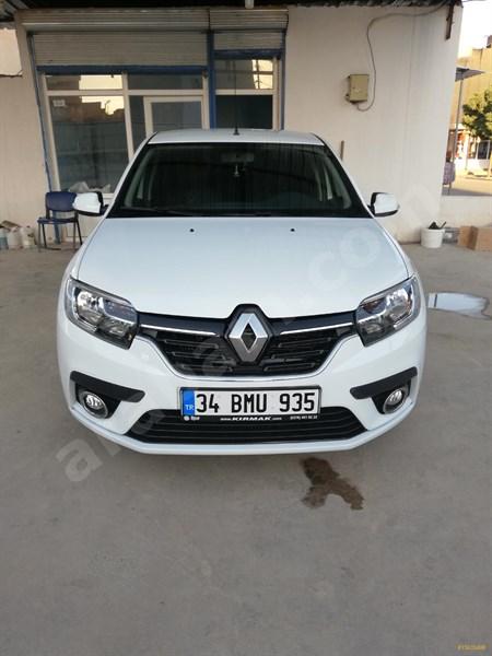 Sahibinden Renault Symbol 1.5 Dci Touch 2018 Model İzmir 30.000 Km -