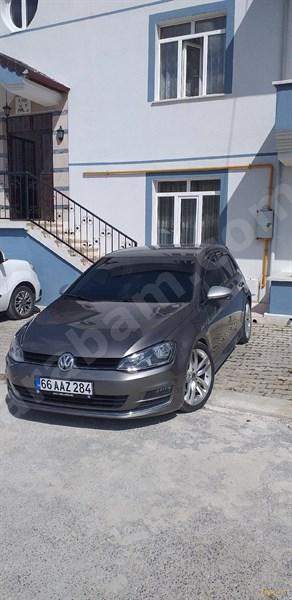 Sahibinden Volkswagen Golf 1.4 Tsi Comfortline 2013 Model Yozgat 107.000 Km -