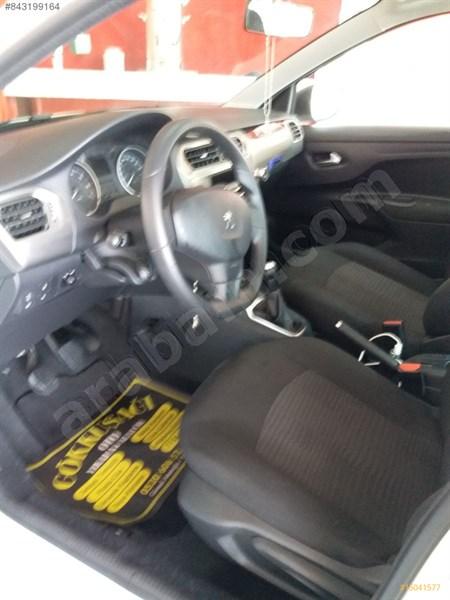 Sahibinden Peugeot 301 1.6 Bluehdi Allure 2018 Model İstanbul 50.000 Km Beyaz