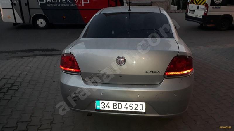 Sahibinden Fiat Linea 1.3 Multijet Active Plus 2011 Model İstanbul 163.000 Km Gri