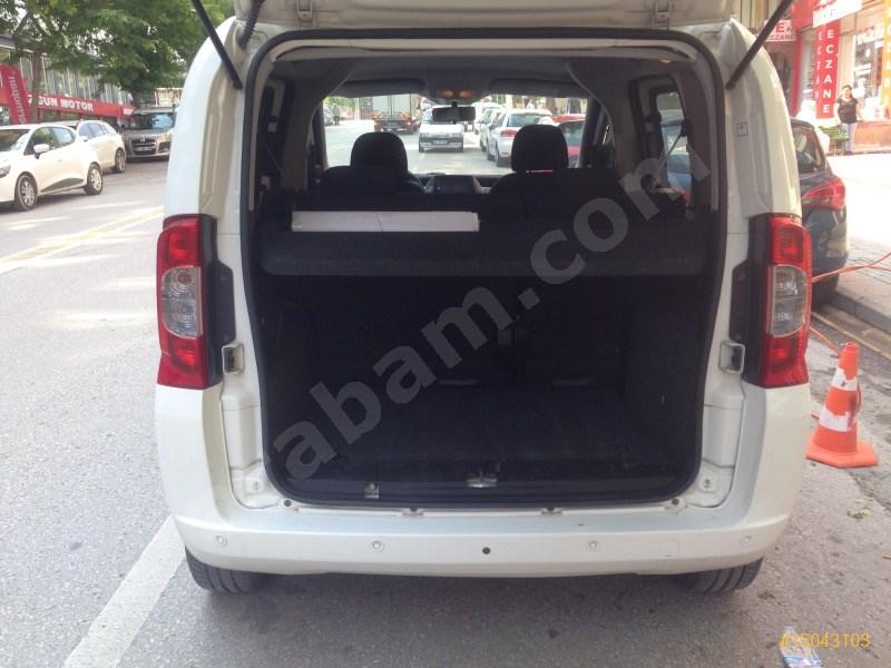 Sahibinden Fiat Fiorino Combi 1.3 Multijet Emotion 2012 Model Eskişehir 125.000 Km Beyaz