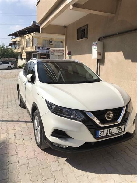 Sahibinden Nissan Qashqai 1.6 Dci Sky Pack 2018 Model Hatay 50.000 Km Beyaz