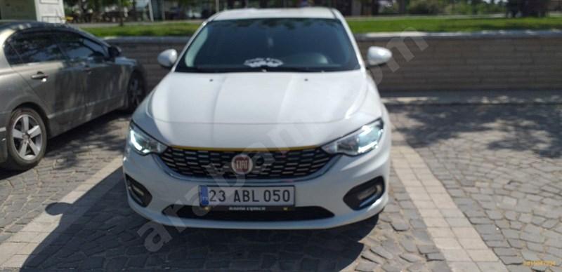 Galeriden Fiat Egea 1.4 Fire Urban 2016 Model Elazığ 23.700 Km Beyaz