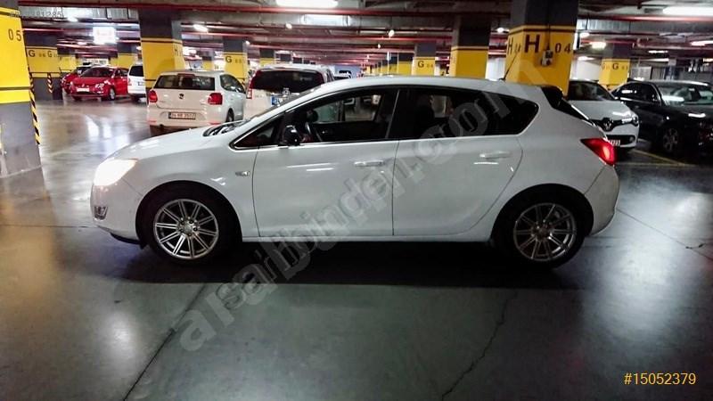 Sahibinden Opel Astra 1.3 Cdti Edition 2012 Model İstanbul 156.000 Km Beyaz