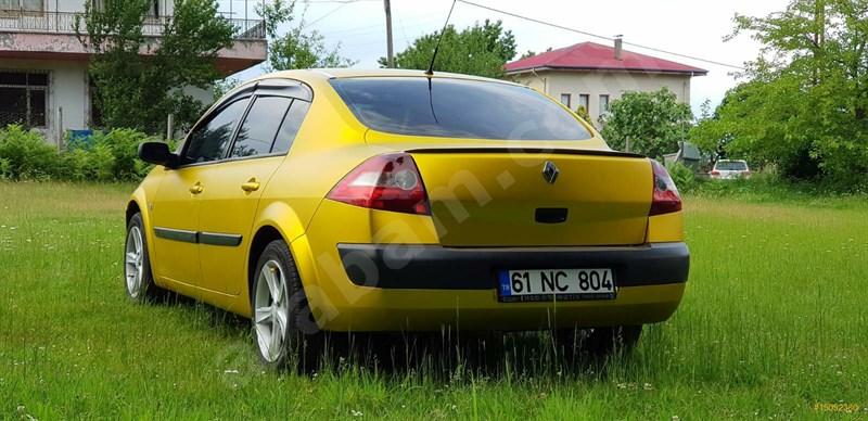 Sahibinden Renault Megane 1.5 Dci Expression 2006 Model Trabzon 490.000 Km -