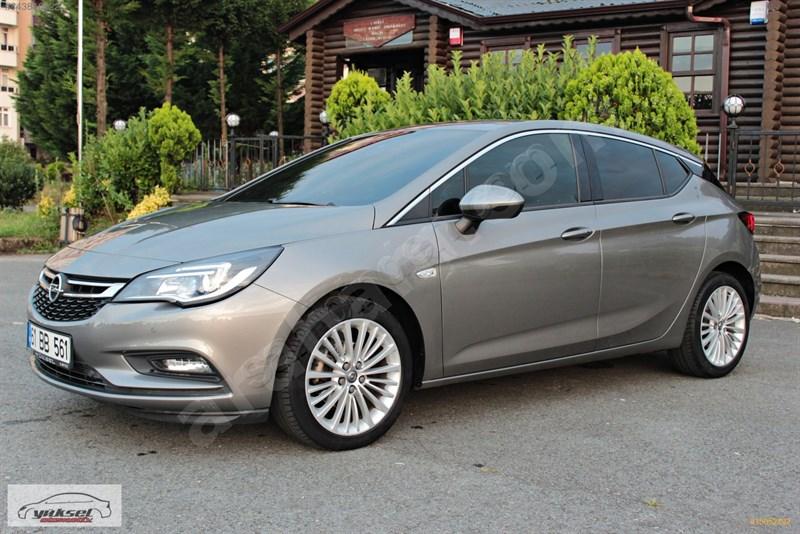 Galeriden Opel Astra 1.4 T Dynamic 2016 Model Rize 66.000 Km Kahverengi