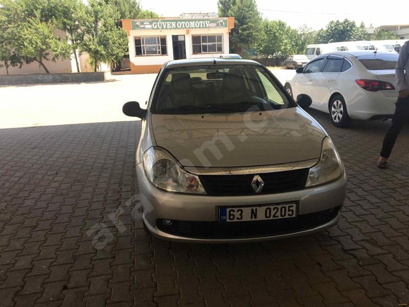 Galeriden Renault Symbol 1.5 Dci Authentique 2012 Model şanlıurfa 112.980 Km Gri (gümüş)