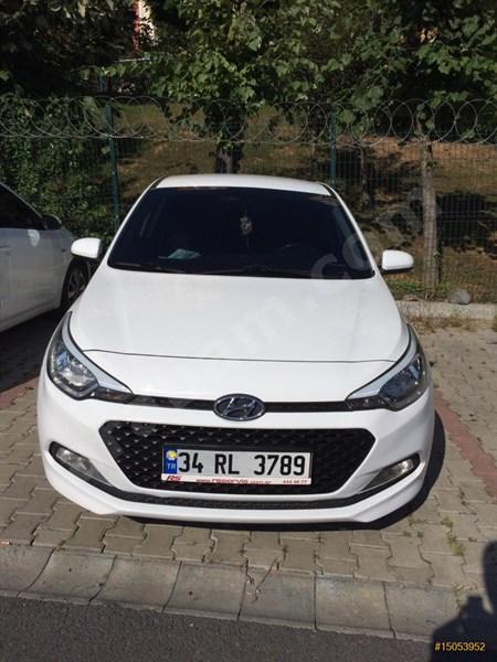 Sahibinden Hyundai I20 1.4 Crdi Jump 2016 Model İstanbul 140.500 Km Beyaz
