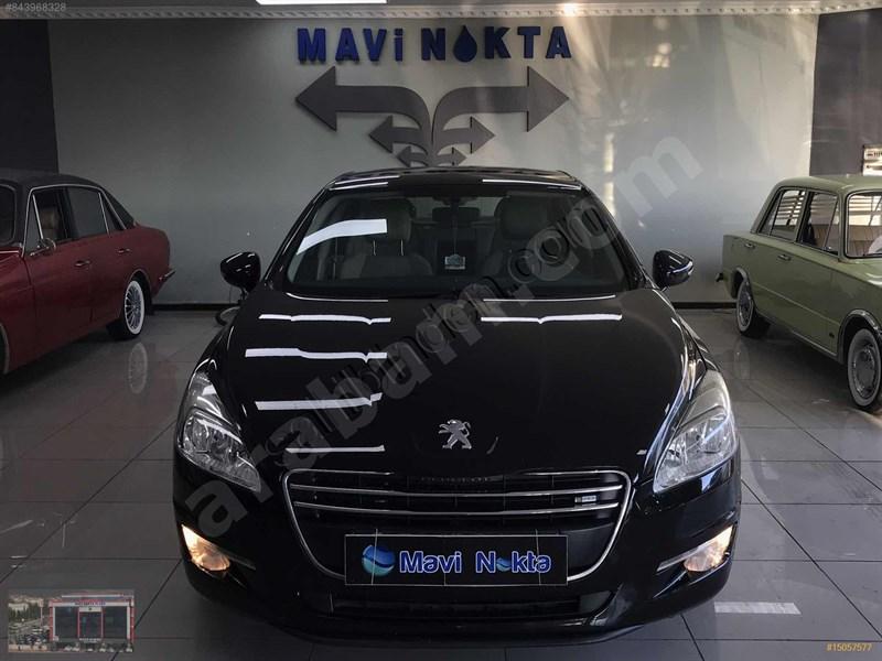 Galeriden Peugeot 508 1.6 E-hdi Access 2012 Model Kocaeli 194.000 Km Siyah