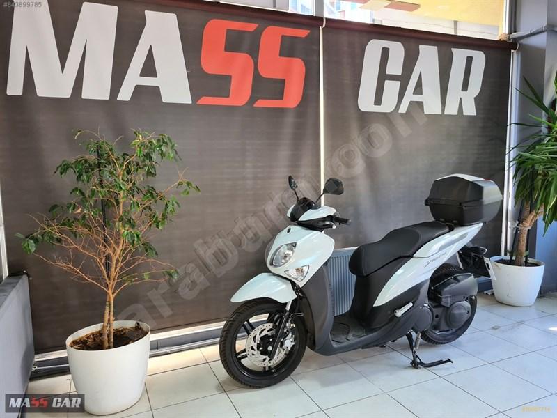 Galeriden Yamaha Xenter 150 2014 Model İstanbul 353 Km Beyaz