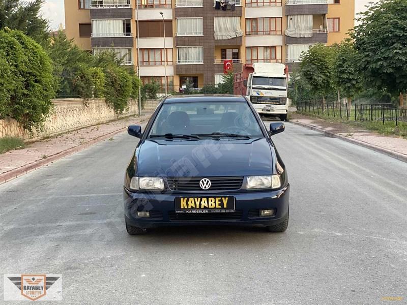 Galeriden Volkswagen Polo 1.6 Classic 1999 Model Konya 121.000 Km Lacivert