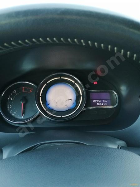 Sahibinden Renault Fluence 1.5 Dci Touch Plus 2014 Model Ankara 143.000 Km -