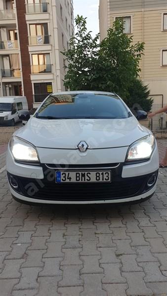 Sahibinden Renault Megane 1.5 Dci Dynamique 2012 Model İstanbul 130.000 Km Beyaz