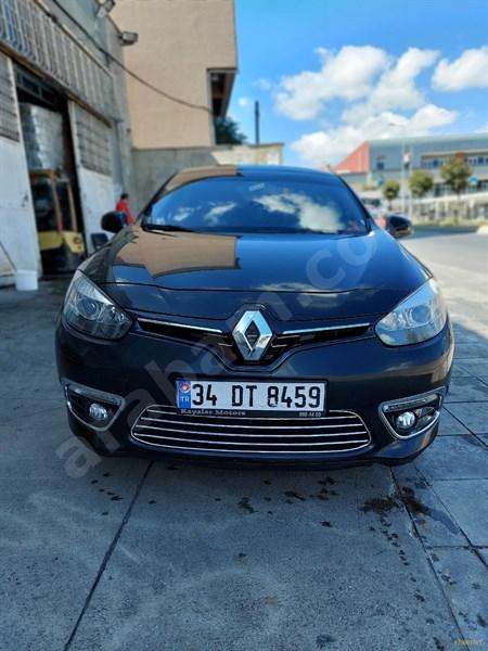 Sahibinden Renault Fluence 1.5 Dci Icon 2014 Model İstanbul 129.500 Km -