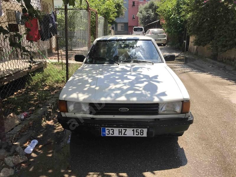 Sahibinden Ford Taunus 1.6 S 1987 Model Adana 100.000 Km Beyaz