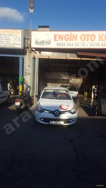 Sahibinden Renault Clio 1.5 Dci Touch 2015 Model İstanbul 120.000 Km -