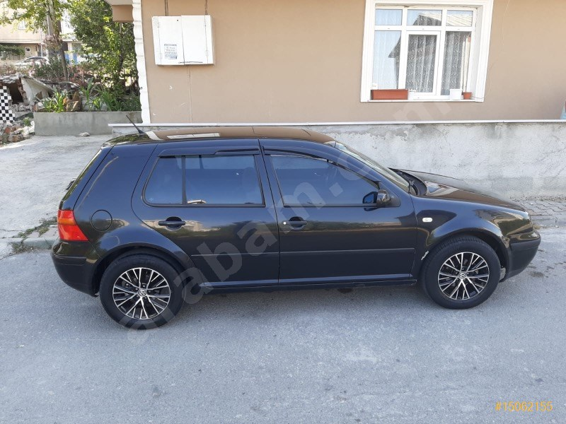 Sahibinden Volkswagen Golf 1.6 Comfortline 2000 Model İstanbul 303.000 Km -