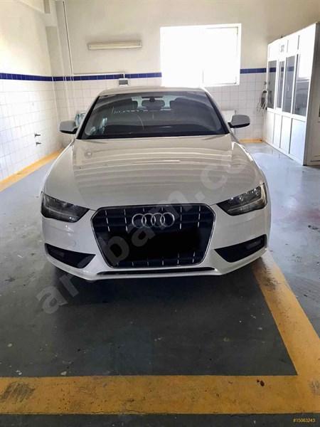 Sahibinden Audi A4 Sedan 2.0 Tdi 2012 Model Mardin 247.000 Km -