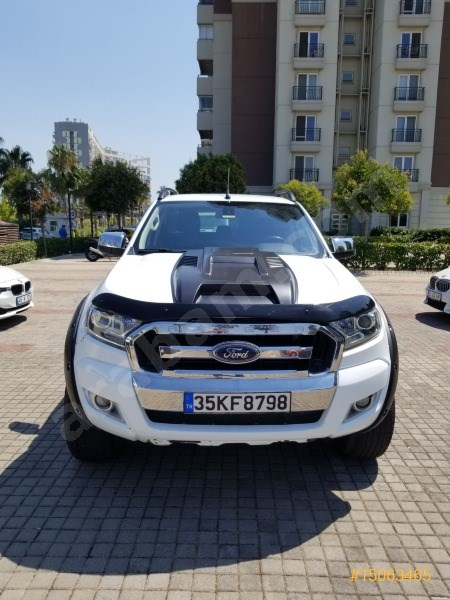 Sahibinden Ford Ranger 2.2 Tdci Xlt 2016 Model İzmir 94.000 Km Beyaz