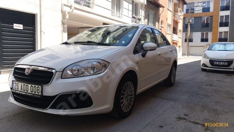 Sahibinden Fiat Linea 1.3 Multijet Pop 2013 Model Eskişehir 89.000 Km Beyaz