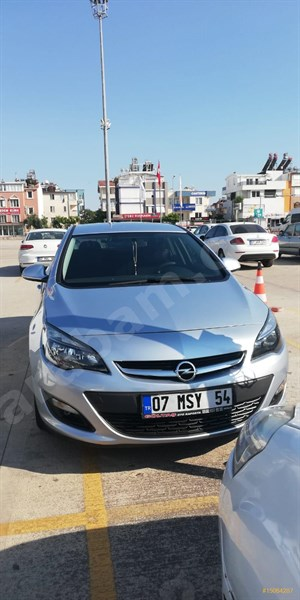 Sahibinden Opel Astra 1.6 Edition Plus 2017 Model Antalya 31.000 Km -