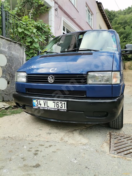 Sahibinden Volkswagen Transporter 2.4 1998 Model İstanbul 607.011 Km -
